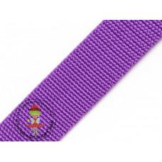 Gurtband Lila 40 mm