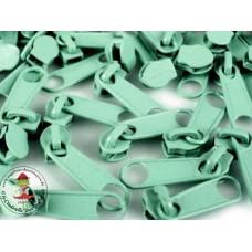Reißverschluss*Grün*Zipper