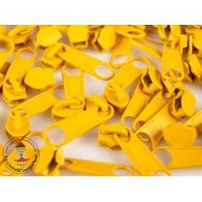 Reißverschluss*Gelb*Zipper