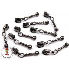 Reißverschluss*Zipper*Schwarz
