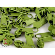 Reißverschluss*Lime*Zipper