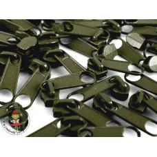 Reißverschluss*Oliv*Zipper