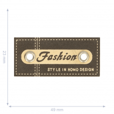 Label * Fashion Style