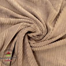 Baumwoll ♥ Cord Jersey ♥ UNI ♥ Sand
