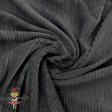 Baumwoll ♥ Cord Jersey ♥ UNI ♥ Grau