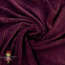 Baumwoll ♥ Cord Jersey ♥ UNI ♥ Bordeaux