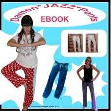 Damen*JAZZ*Pants